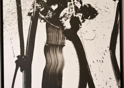 """"""" DESTIN """" Oeuvre offerte en 2004 ARCHIGUILLE """" un talent qui voit dans l'obscurité et nous éclaire par sa lumière """" Pierre Cardin"""