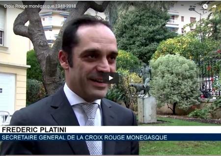 Interview de Frédéric Platini, Secrétaire général de la Croix-Rouge