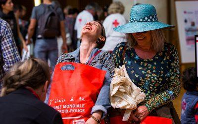 La grande braderie de la Croix-Rouge : les bonnes affaires c'est pour bientôt !