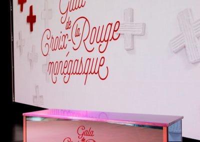 Croix-Rouge Monégasque Gala 2017