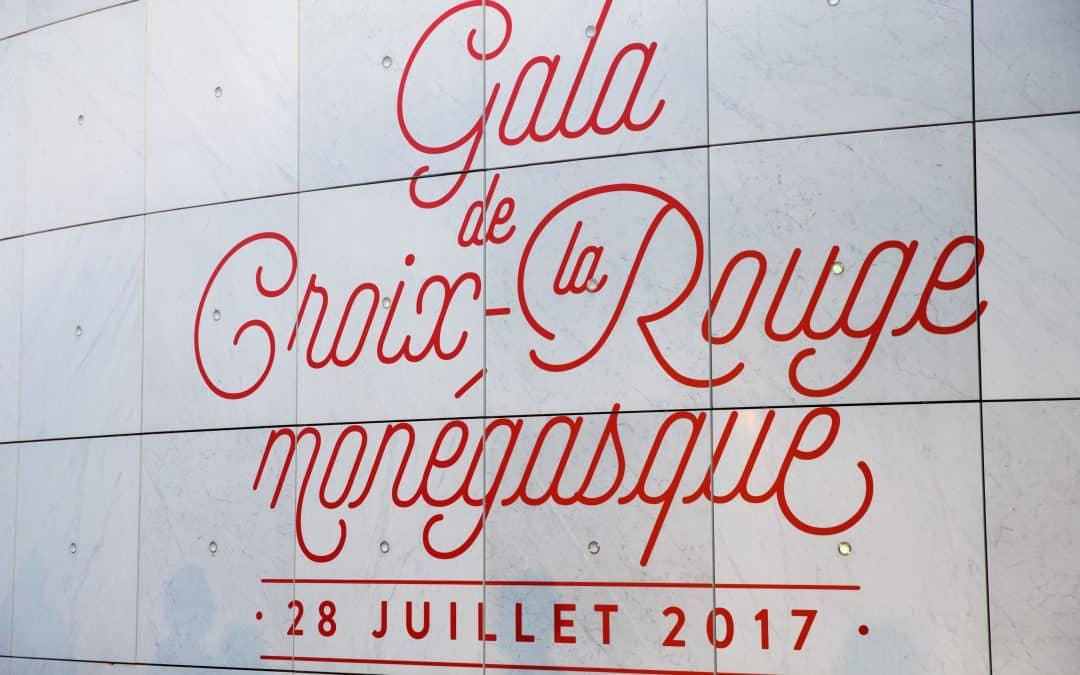 Gala de la Croix-Rouge monégasque – 28 juillet 2017