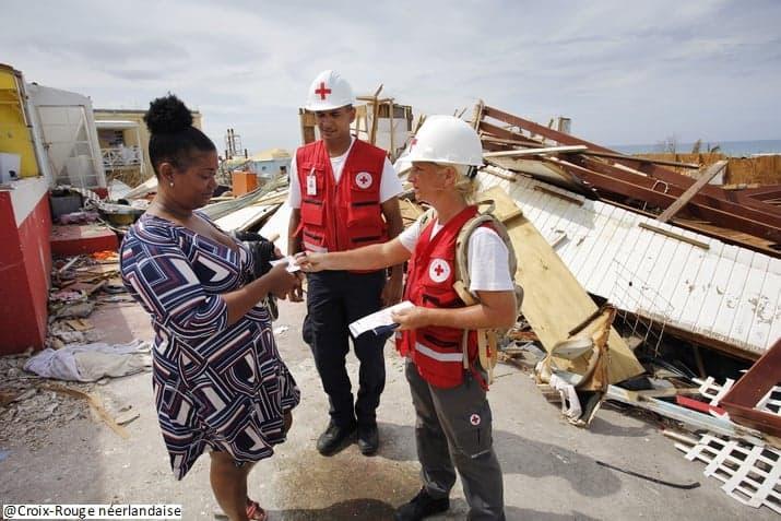 La Croix-Rouge monégasque se mobilise pour les sinistrés des ouragans Irma et Maria