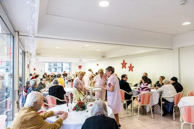 Croix Rouge Monégasque, Noël
