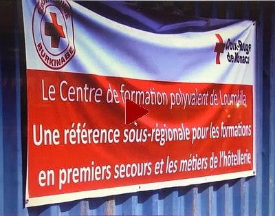 Monaco Info : reportage sur l'inauguration du futur Centre de formation Polyvalent