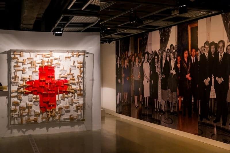 Croix Rouge Monégasque, Exposition des 70 Ans