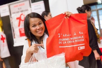 Monaco Red Cross charity sale : record turnout for the benefit of Monaco Collectif Humanitaire