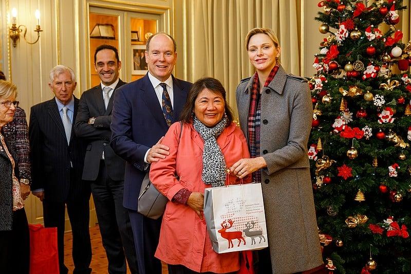 Croix Rouge Monégasque Noël 2018