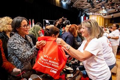 Bilan positif pour la braderie de la Croix-Rouge monégasque 2019