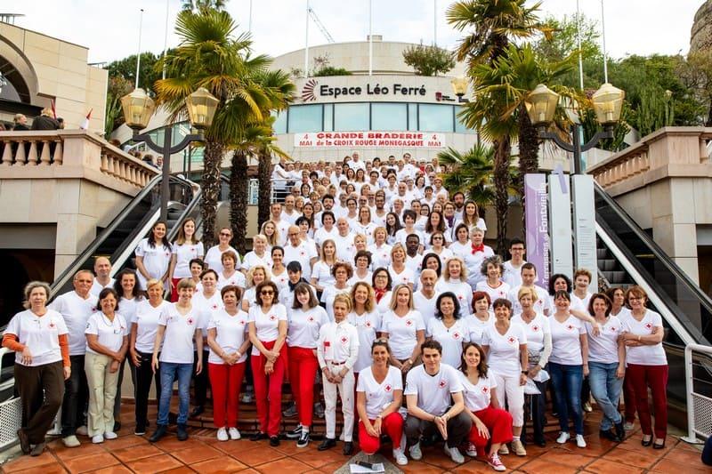 Croix Rouge Monégasque