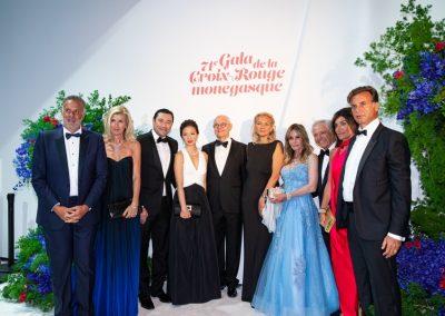 Croix Rouge Monégasque, Gala 2019