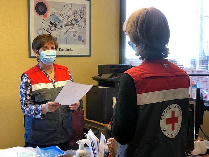 Coronavirus: CFM Indosuez contribue à l'effort de la Croix-Rouge monégasque